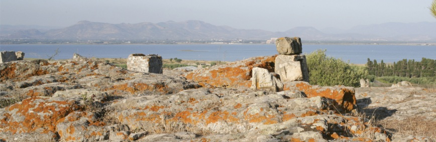 Sant'Antioco - l'area archeologica - tophet
