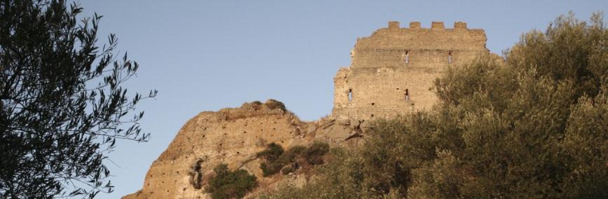 Il castello di Acquafredda - Siliqua