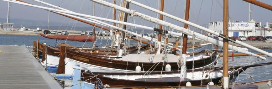 Sant'Antioco - Il porto