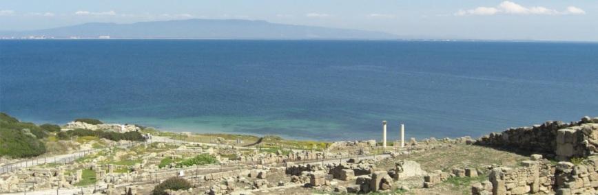Tharros - Il sito archeologico